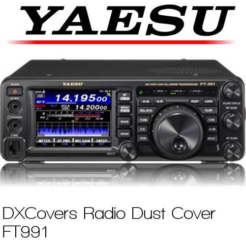 Yaesu FT-991 Prism Embroidery Radio Dust Covers shop logo