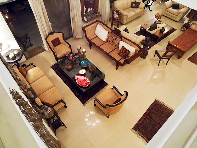 Colonial Inspired Indian Home In Pune Interior Design