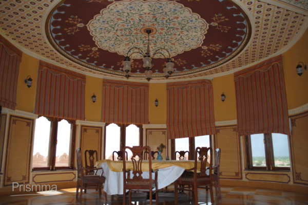fort ceiling design KHIMSAR24