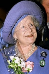 BRITAIN QUEEN MOTHER