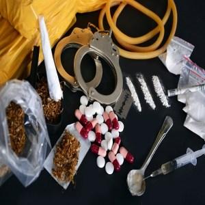 Drugs in UK prisonm