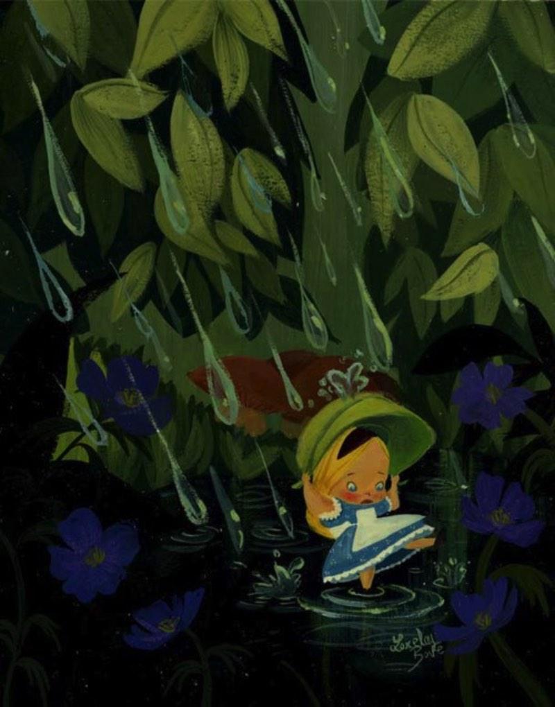 Lorelay Bove nasceu na Espanha e foi criada em Andorra, aquele pequeno país entre a França e a Espanha. Foi só com 14 anos de idade que ela se mudou com sua família para Los Angeles. Foi assim que ela começou a colocar em prática o sonho de infância de trabalhar como artista no estúdio de animação da Disney.