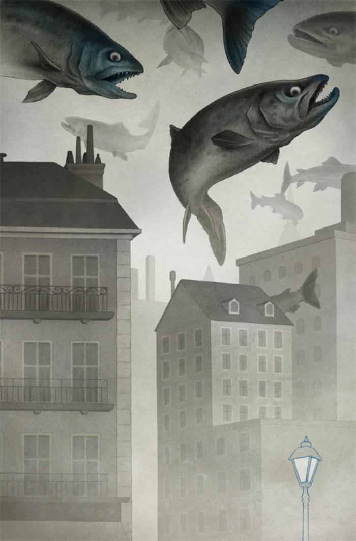 Bjorn Griesbach é um artista visual e ilustrador alemão nascido em 1988, na cidade de Hanover. Ele estudou Ciências Aplicadas e Arte e acabou fazendo um mestrado em Comunicação visual depois mas hoje seu trabalho é o foco do seu dia a dia.