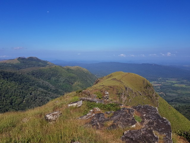 Z Point at Kemmangundi