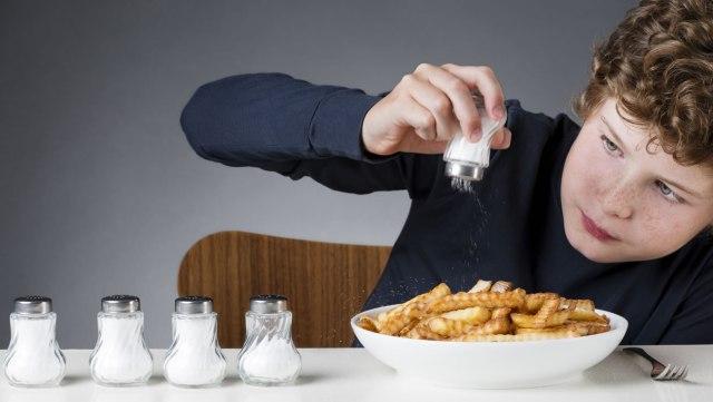 Zyada Salty diet Consume Krne se hosakte hai Health issues.
