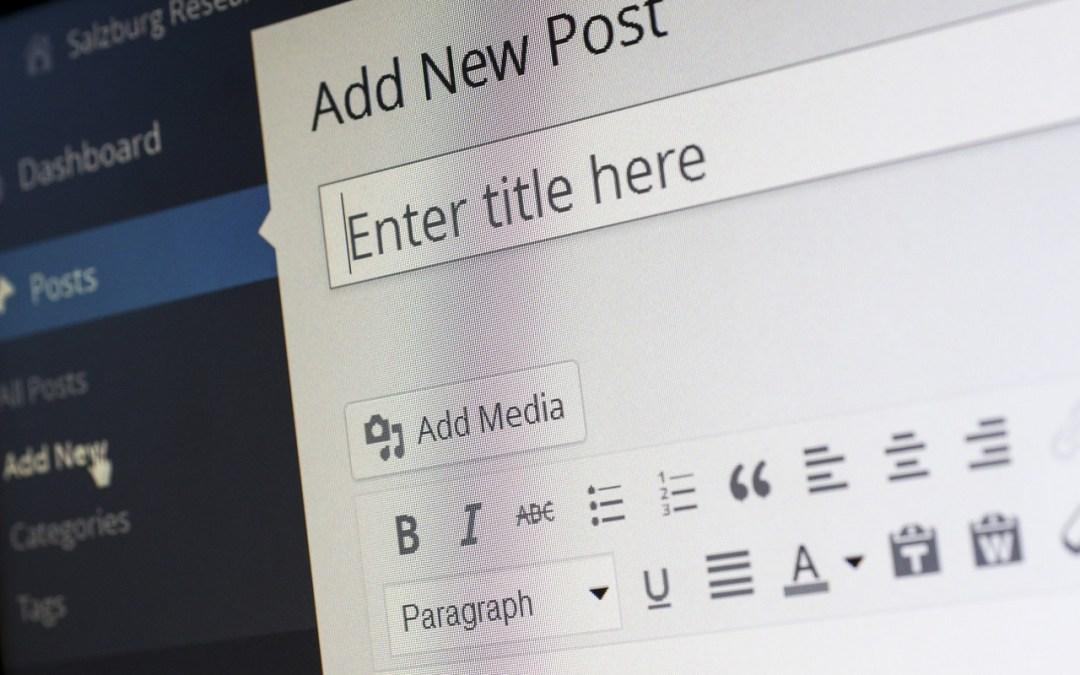 Voldoet WordPress wel aan de GDPR? Hoe maakt u uw website privacyproof?