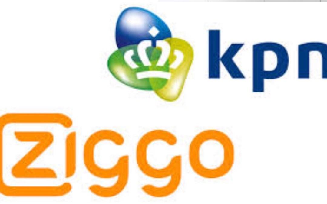 Door nalatigheid van Ziggo en KPN worden abonnees per mail bedreigd door cybercriminelen