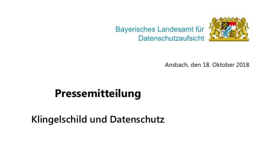 """Oproer in Duitsland en Oostenrijk over naambordjes in flats is """"onzinnig"""", zegt Autoriteit Persoonsgegevens in Beieren"""