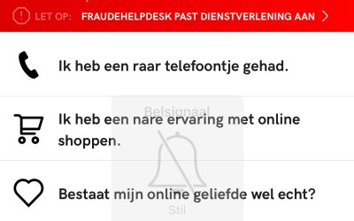 Fraudehelpdesk krijgt tik op de vingers van Autoriteit Persoonsgegevens