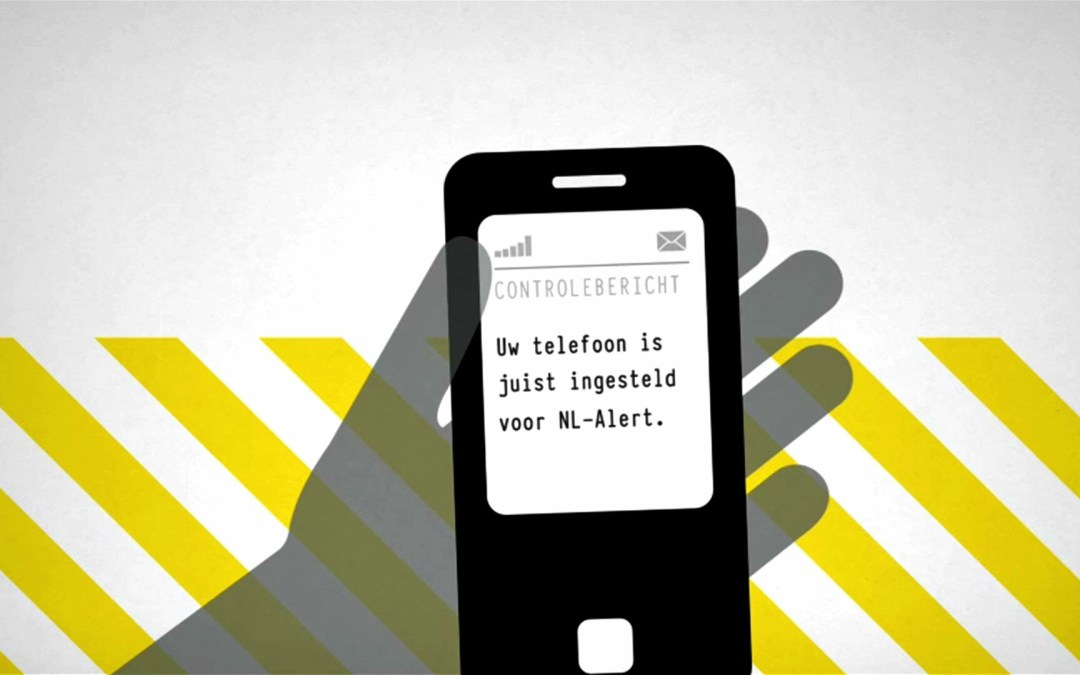 Misbruik lekken in NL-Alert-app is volgens minister niet uit te sluiten