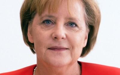 Angela Merkel zegt 'hard bewijs' te hebben dat Russische cyberspionnen haar mailbox gehackt hebben