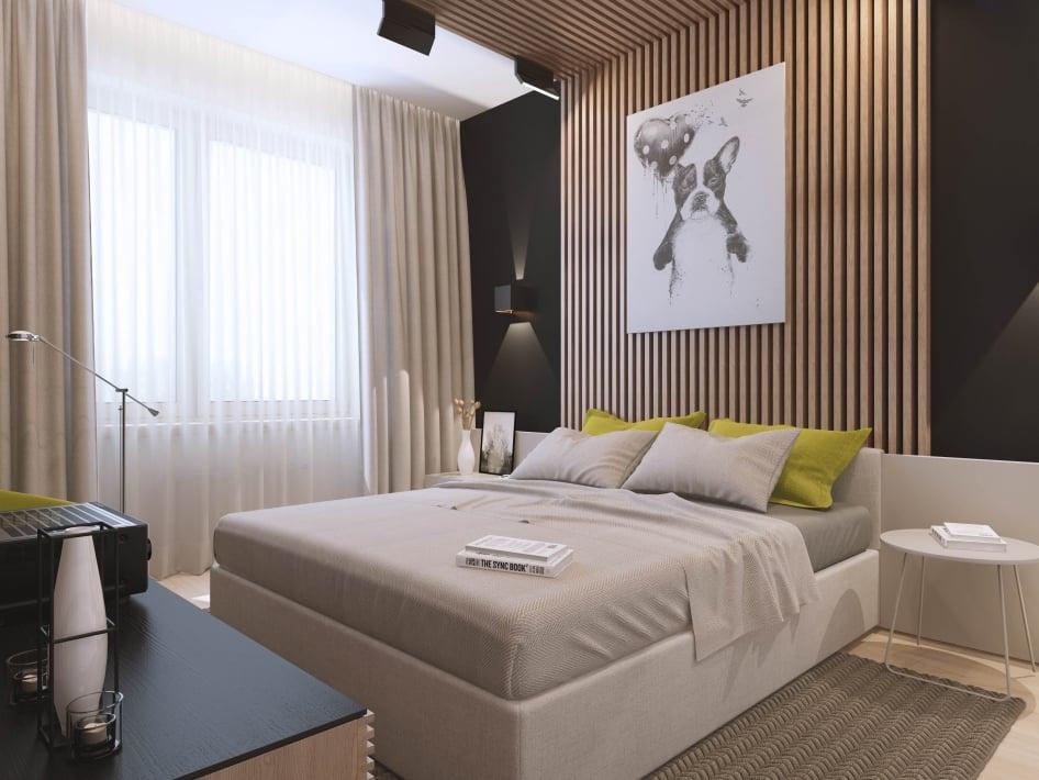 спальня дизайн