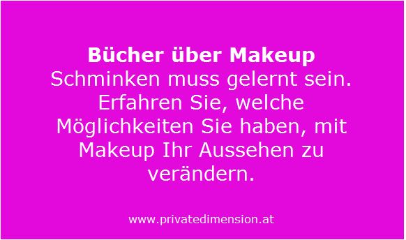 Makeup lernen