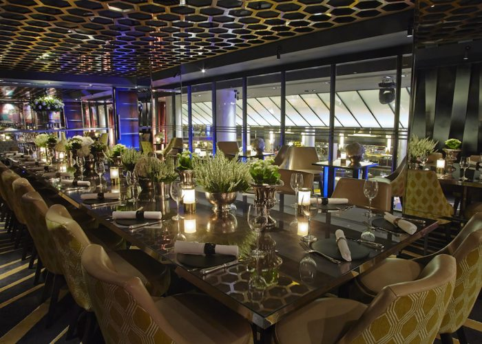 Luxury Private Dining Rooms At Quaglinos St Jamess