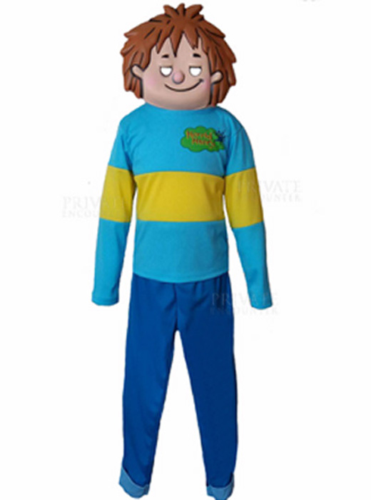 Childs Horrid Henry Fancy Dress Costume World Book Day Age 5-6 years no