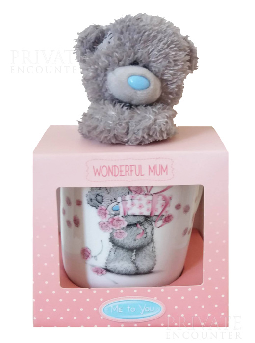 Me to You, Tatty Teddy Bear & Cute Tea, Coffee Mug. Mother, Mum Gift, Present.