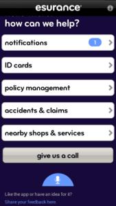 Esurance App