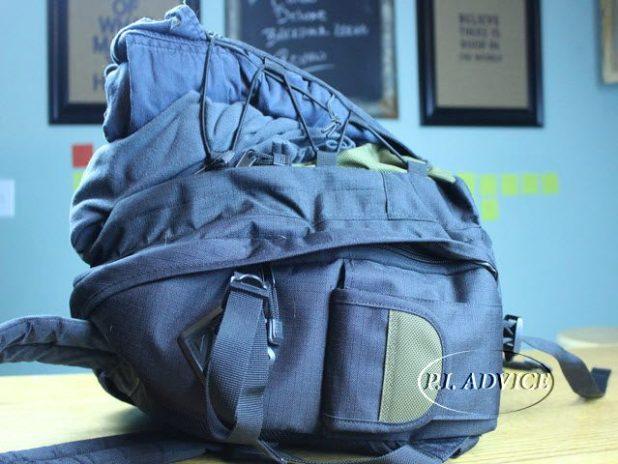 Canon Backpack 200EG Webbing