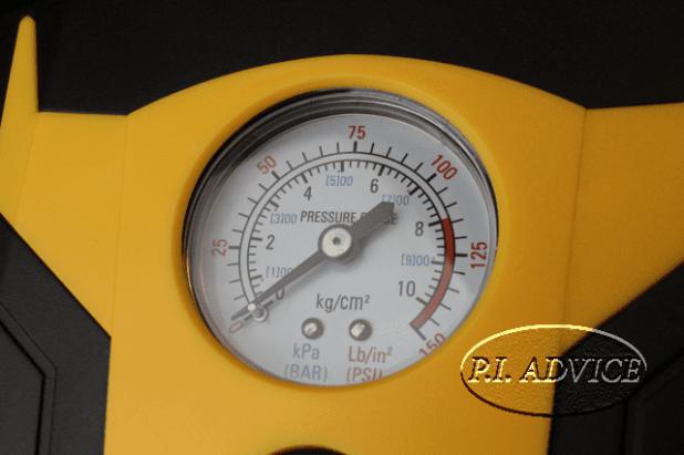 DBPOWER Air Compressor Gauge