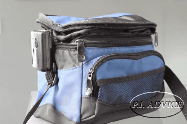 Spy Camera Bag