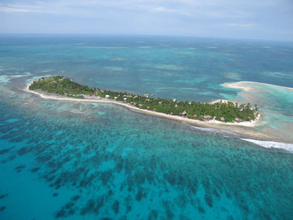 Long Caye Island Belize