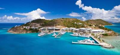 Scrub Island - British Virgin Islands, Caribbean - Private ...