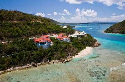 Scrub Island - British Virgin Islands, Caribbean - Private ...