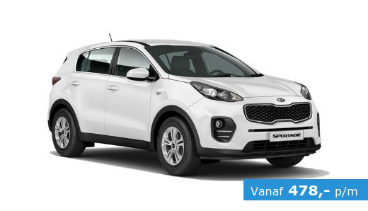 kia sportage comfortline private lease