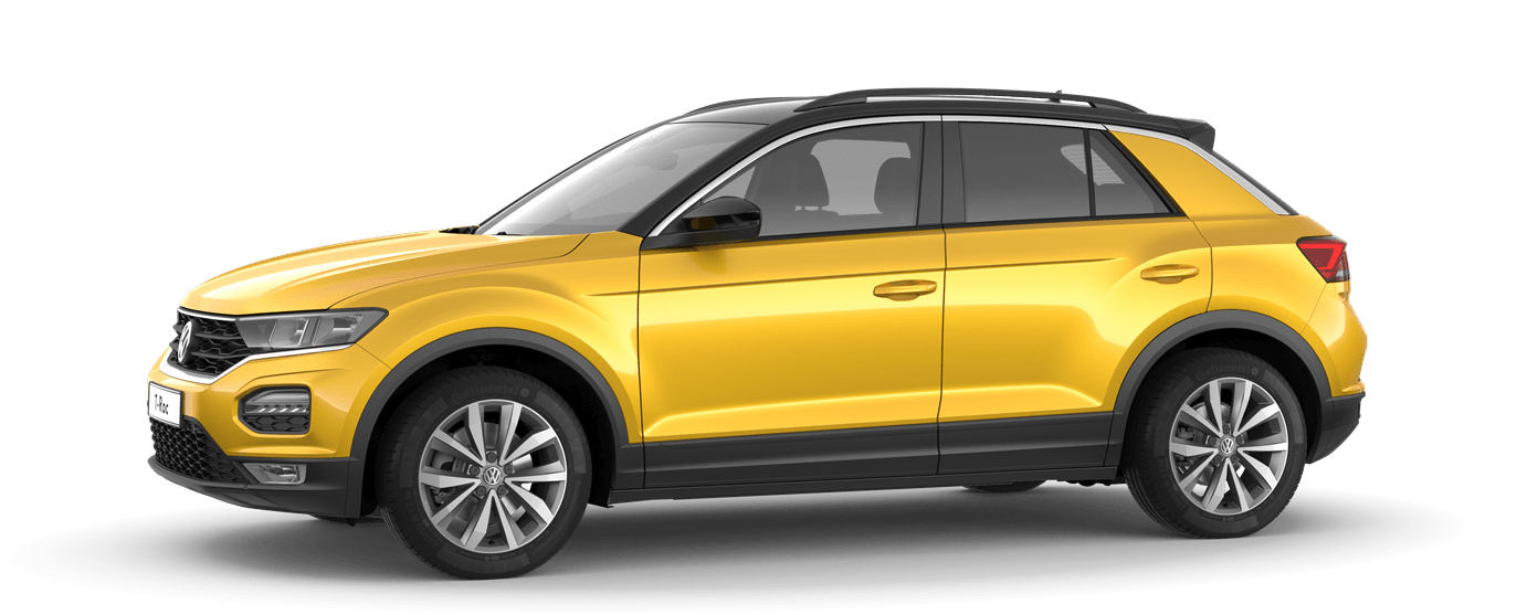 Volkswagen T-roc private lease