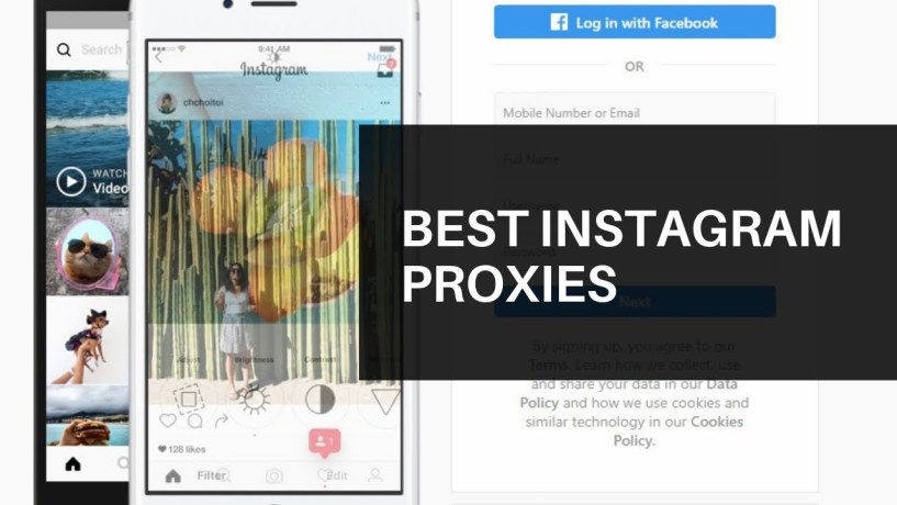 List Of Top Instagram Proxies Providers- instagram proxies features