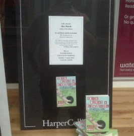 Waterstone's King's Lynn window display