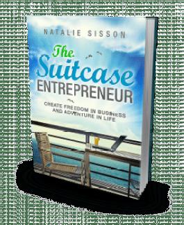 The Suitcase Entrepreneur logo