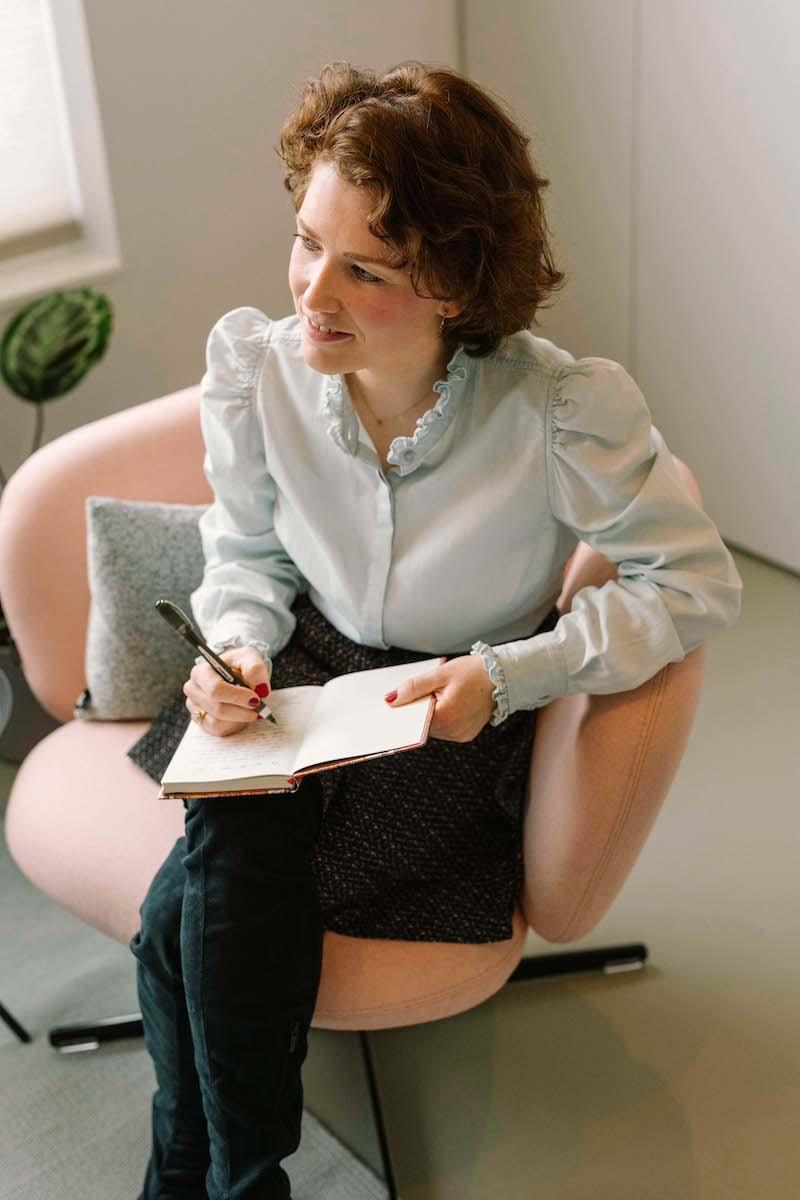 Annemarie Vos PRI therapeut Rotterdam en Ossendrecht