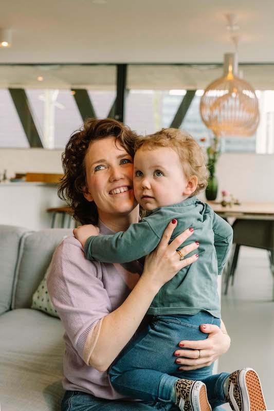 Hulp bij opvoeden door PRI-therapeut Annemarie Vos