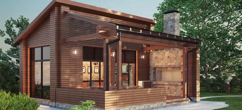 Construire Sa Maison En Bois Avec Architecture Bois Prix Pose