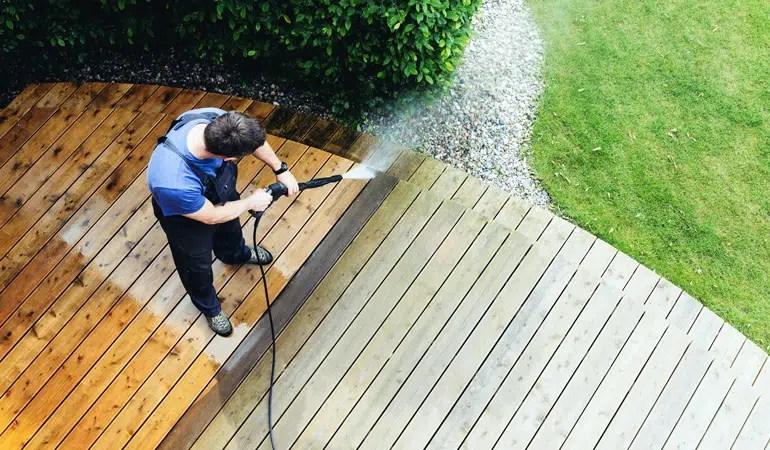 prix d une terrasse bois cout moyen