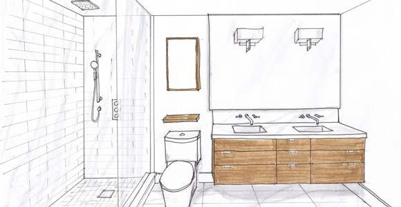 Plan De Salle De Bain Trouver Ou Concevoir Un Plan Ideal