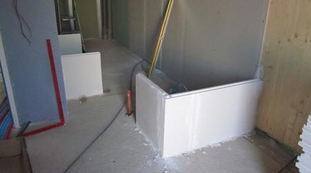 Carreaux De Platre Hydrofuge Prix Construction Maison