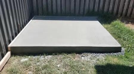 prix d une dalle en beton cout de