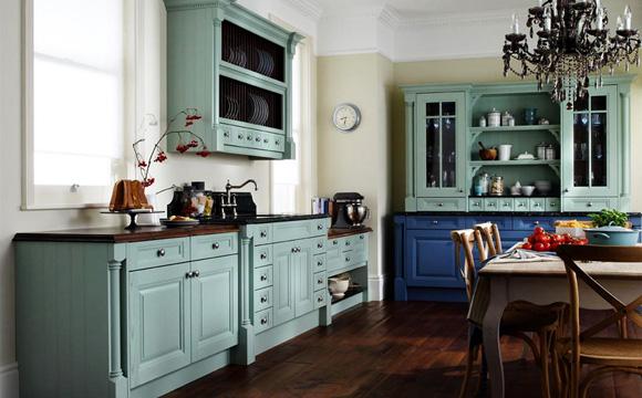 repeindre les meubles de sa cuisine