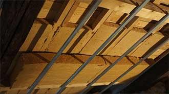 prix d une isolation de toiture au m2