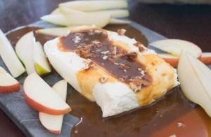 Sea Salt Caramel Cream Cheese Dip