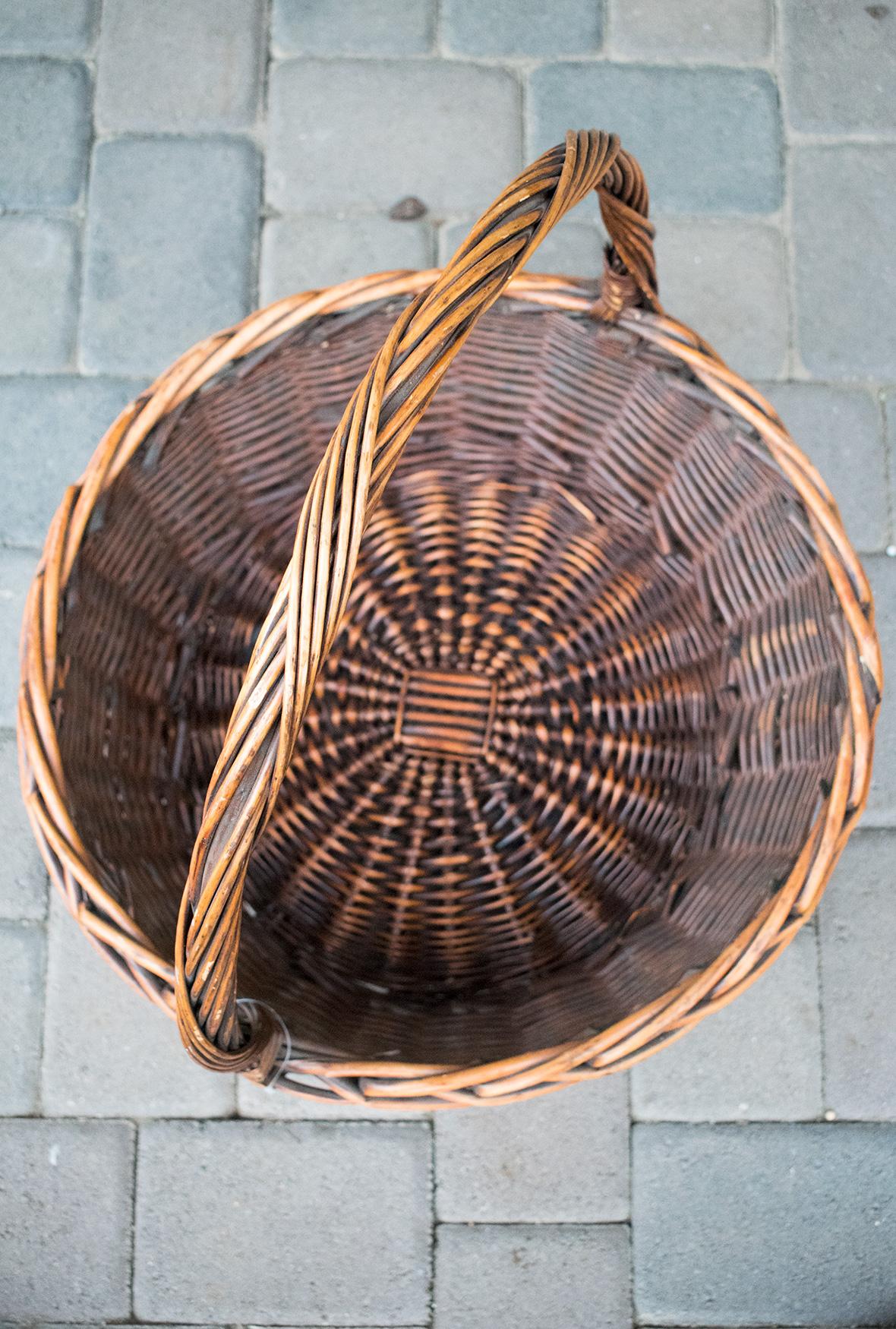 Priya Creates- Make your own christmas tree basket!