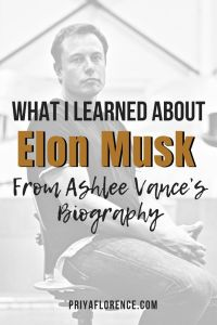 What I Learned About Elon Musk From Ashlee Vance's Book