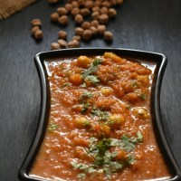 chole masala recipe , how to make chole masala recipe,chana masala