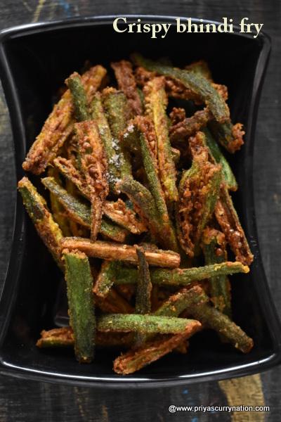 bhindi-fry-priyascurrynation