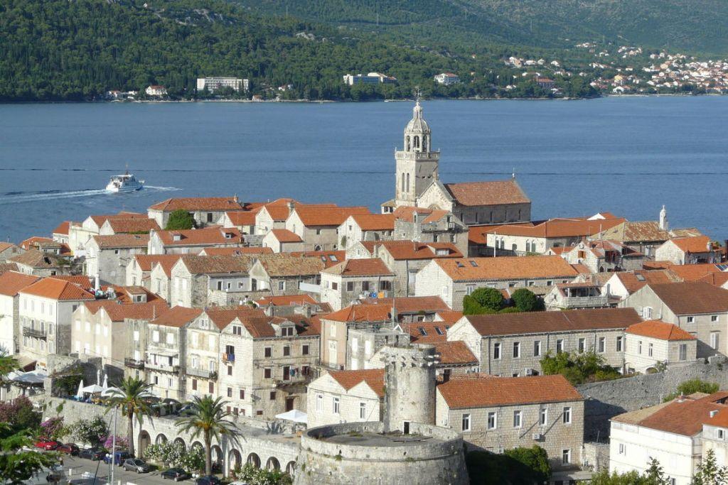 korcula-medieval-city
