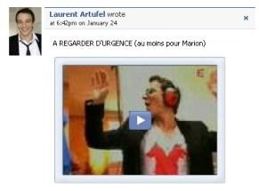 Laurent Artufel Jeune Talent