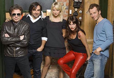 Jury Nouvelle Star 2008
