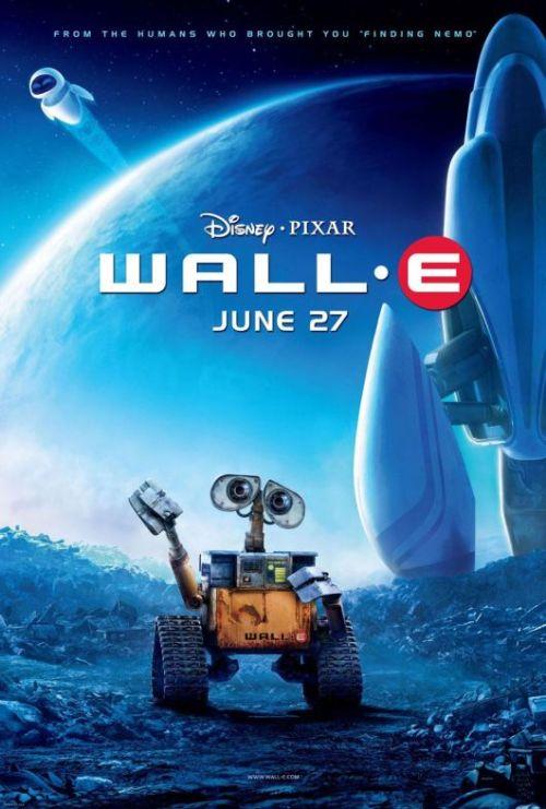 Wall-e by Pixar
